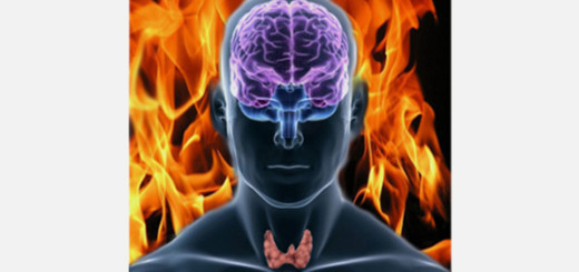 Are flame-retardants silent toxins causing hypothyroidism in the brain